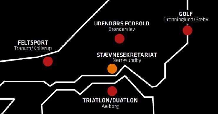Program For Jubilæumstævne Nord Dansk Militært Idrætsforbund
